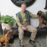 Fenky bavorských barvářů Bella a Bonny